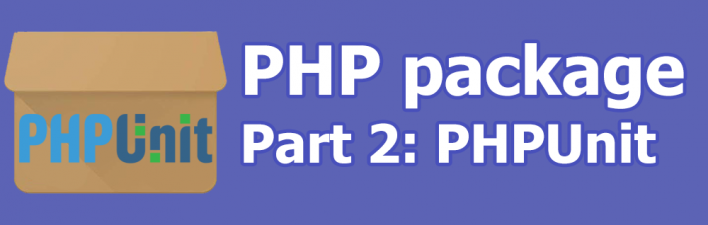 PHP package. Part 2: PHPUnit